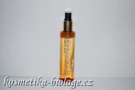 Matrix Biolage ExquisiteOil Replenishing Treatment With Moringa Oil Blend