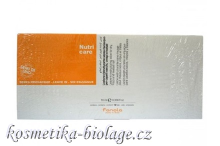 Fanola Nutri Care Restructuring Lotion