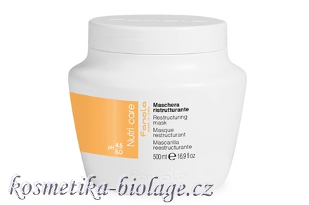 Fanola Nutri Care Restructuring Mask