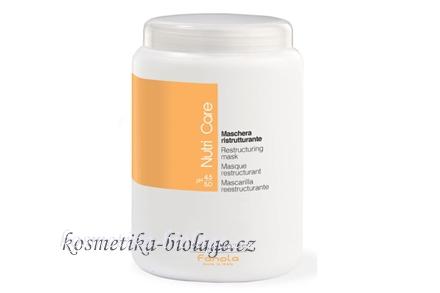 Fanola Nutri Care Restructuring Mask 1500