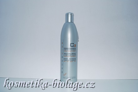 Echosline One Minute Conditioner Dry and Frizzy hair C2