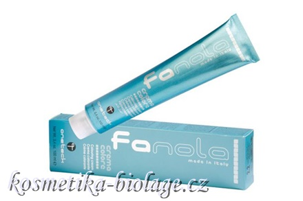 Fanola Colouring Cream 7.11