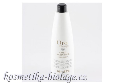 Fanola Oro Therapy Gold Activator 10 vol 3%