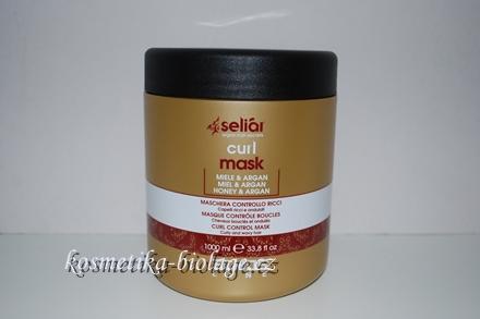 Echosline Seliár Curl Control Mask 1000 ml