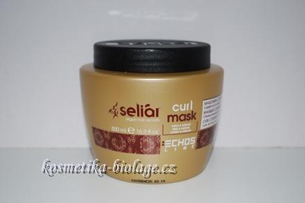Echosline Seliár Curl Control Mask 500 ml