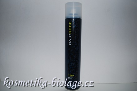 Subrina HairCode Free Style S Force Hair Spray Strong