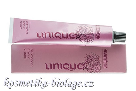 Subrina Unique Permanent Color Cream 8/7