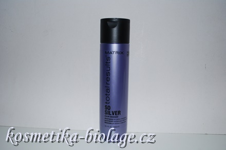 Matrix So Silver Color Obsessed Shampoo