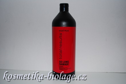 Matrix So Long Damage Ceramide Shampoo 1000 ml