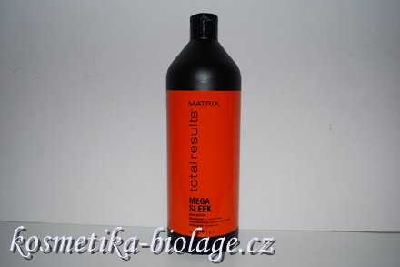 Matrix Mega Sleek Shea Butter Shampoo 1000 ml