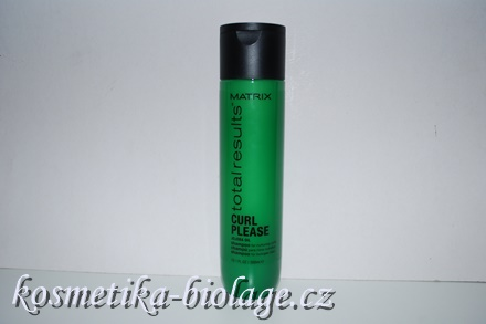 Matrix Curl Please Jojoba Oil Shampoo