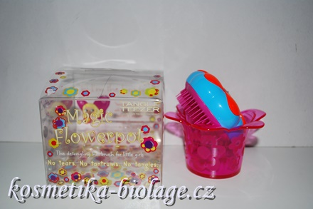Tangle Teezer Magic Flowerpot Orange-Blue