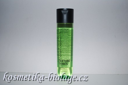 Matrix Texture Games Polymers Shampoo