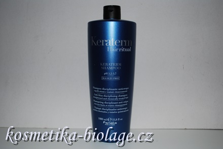 Fanola Keraterm Anti-frizz disciplining Shampoo 1000 ml