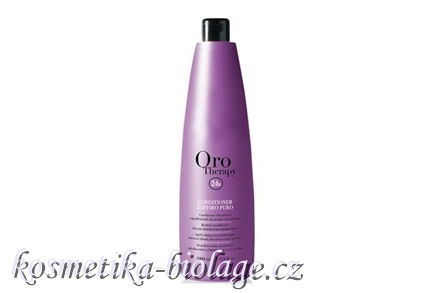Fanola Oro Therapy Zaffiro Puro Keratin Conditioner 1000 ml