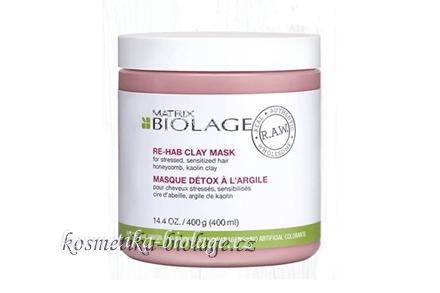 Matrix Biolage RAW Re-Hab Clay Mask