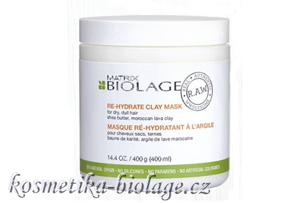 Matrix Biolage RAW Re-Hydrate Mask