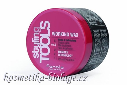 Fanola Styling Tools Working Wax