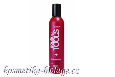 Fanola Styling Tools Total Mousse