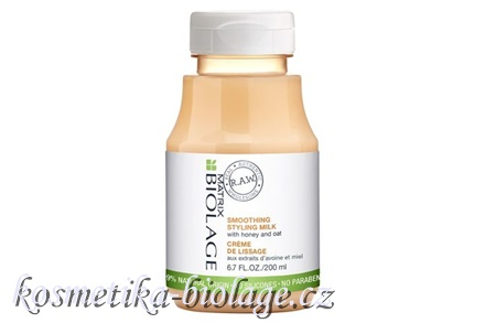 Matrix Biolage RAW Smooth Styling Milk
