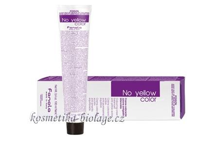Fanola No Yellow Color 9 ICE Very Light Ice Blonde