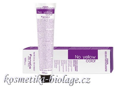 Fanola No Yellow Color S.1322 Intense Anti Yellow Superlightener
