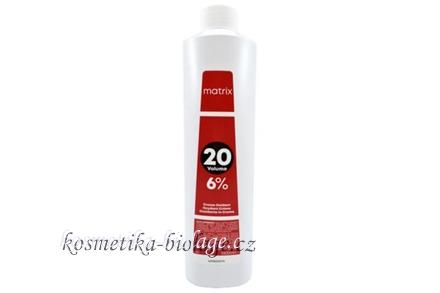 Matrix Cream Developer 6% vol 20