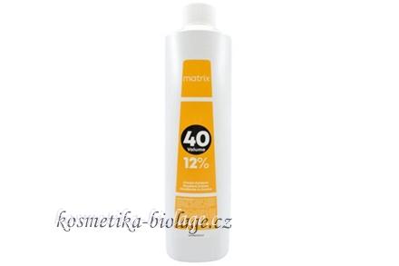 Matrix Cream Developer 12% vol 40