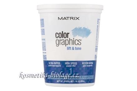 Matrix Color Graphics Lift & Tone High Speed Powder Lifter
