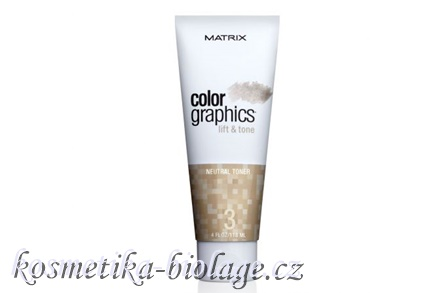 Matrix Color Graphics Lift & Tone Neutral Toner