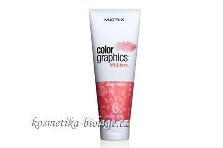 Matrix Color Graphics Lift & Tone Warm Toner