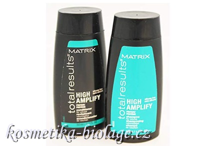 Matrix High Amplify Mini Shampoo & Conditioner