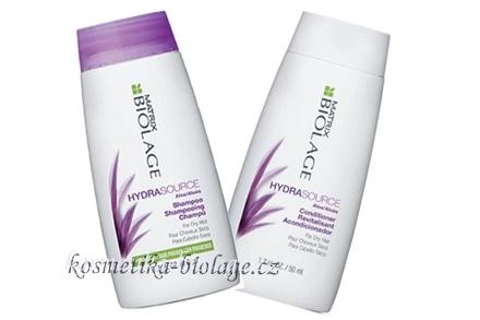 Matrix Biolage HydraSource Mini Shampoo & Conditioner