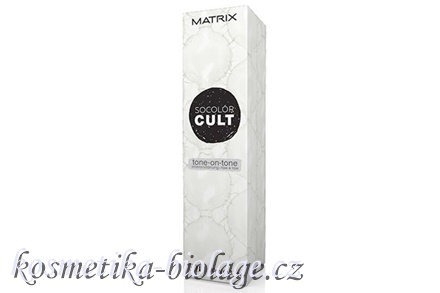 Matrix SoColor Cult Tone On Tone Clear