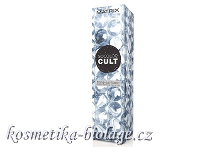 Matrix SoColor Cult Tone On Tone Marble Gray