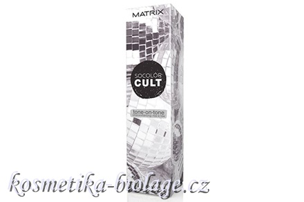 Matrix SoColor Cult Tone On Tone Disco Silver