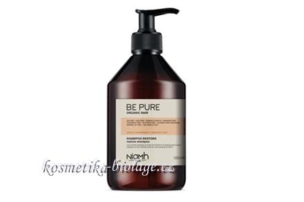NiaMh Be Pure Restore Shampoo