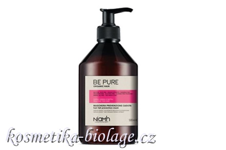 NiaMh Be Pure Prevent Hair Loss Mask