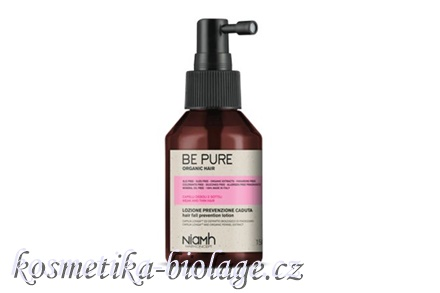 NiaMh Be Pure Prevent Hair Loss Lotion