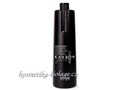 Echosline Karbon 9 Charcoal Shampoo  1000